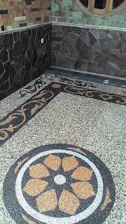 Batu sikat motif