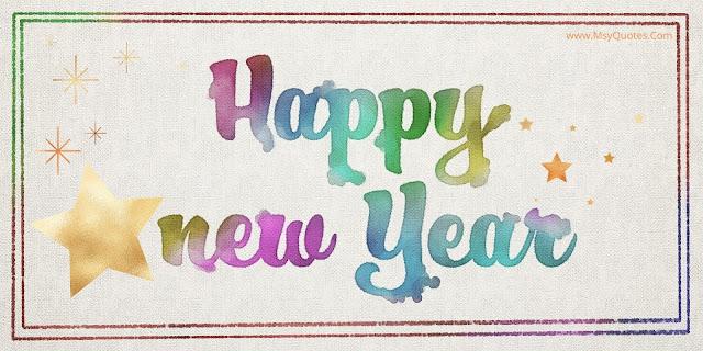 Happy New Year Wish You All Friend Photo