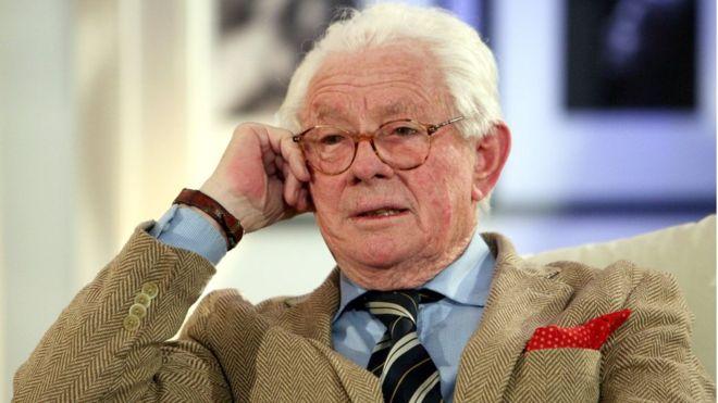 UK photographer David Hamilton dies, aged 83