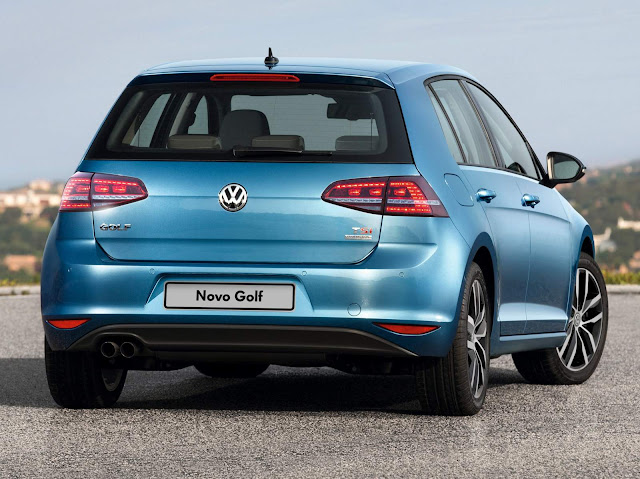 VW Golf 2017 Highline