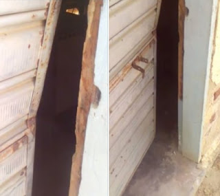 Bandidos arrombam porta do prédio da repetidora de TV de Cuité e roubam receptores digitais