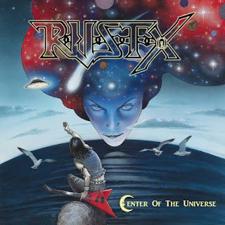 """Το τραγούδι των R.U.S.T.X """"Running Man"""" από το album """"Center of the Universe"""""""