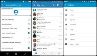 Download BBM MOD Base Official V3.1.0.13 for android