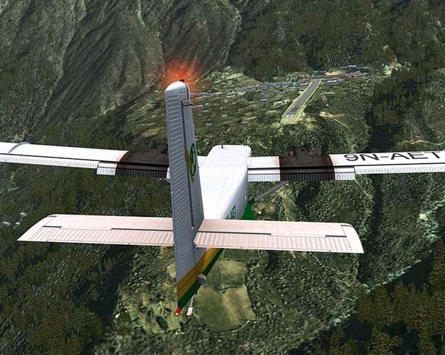 Lukla flight to Everest view trek