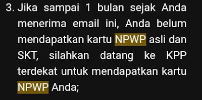 Pembuatan NPWP Online Berapa Lama? Ini Pengalaman Kami !!
