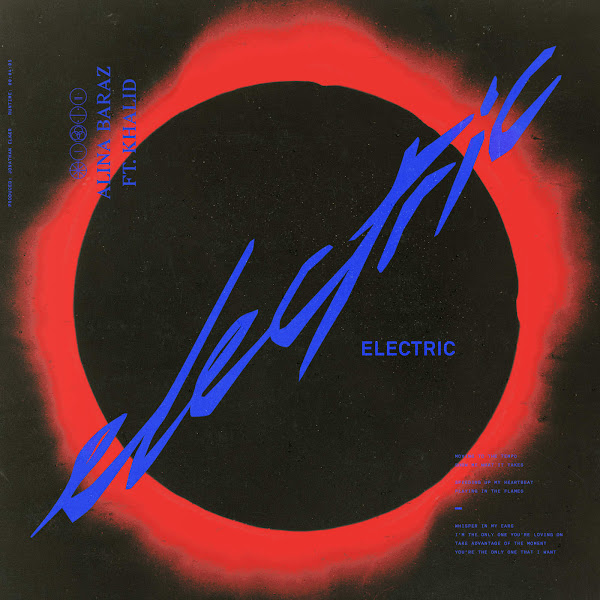 Alina Baraz - Electric (feat. Khalid) - Single Cover