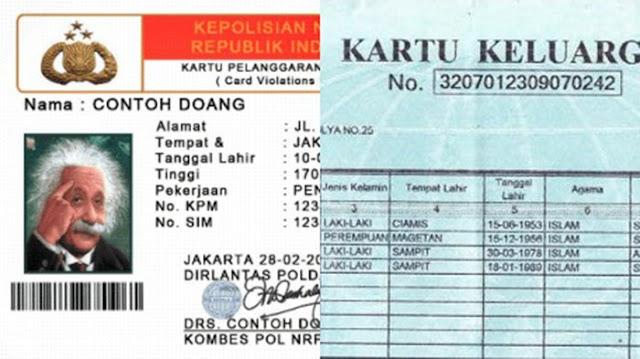 SIM Disebut Surat Padahal Kartu, KK Disebut Kartu Padahal Surat, Simak Penjelasannya!