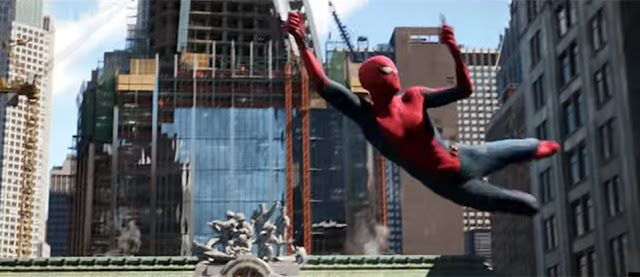 Sinopsis Film Spider-Man: Far from Home (2019)