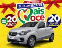 Aniversário Supermercado Mais Você Recife