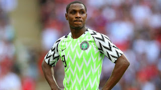 NFF denies constraining Odion Ighalo's retirement.||Anyigbaleft