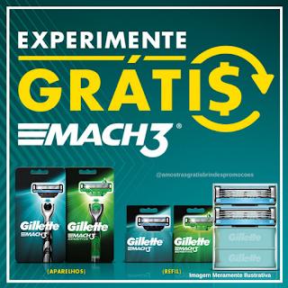 Experimente Grátis Gillette Match3