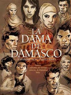 La Dama de Damasco, una historia de amor en medio del conflicto sirio
