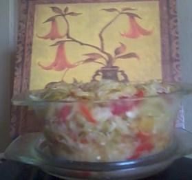 Mesana Salata-Mixed Salad
