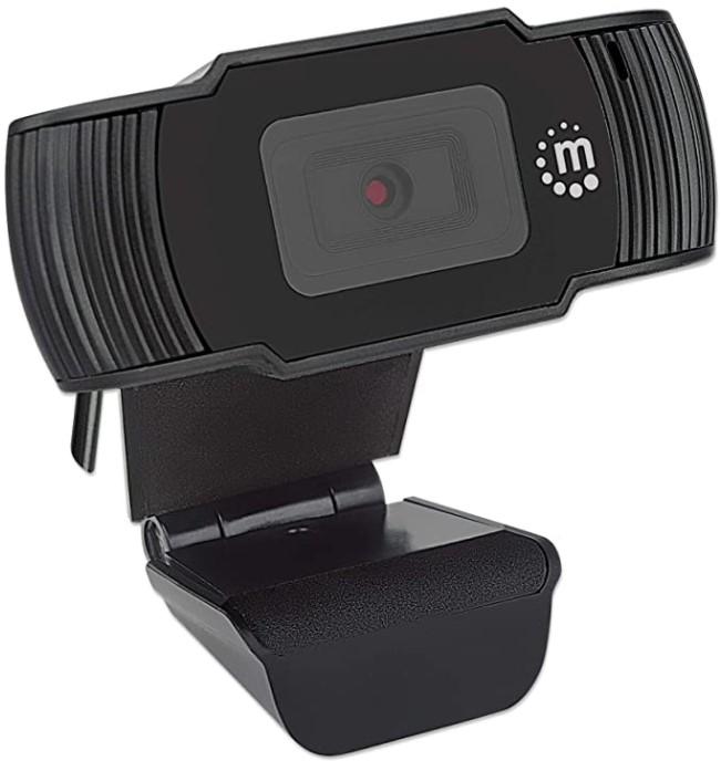 Manhattan 1080p HD USB Webcam