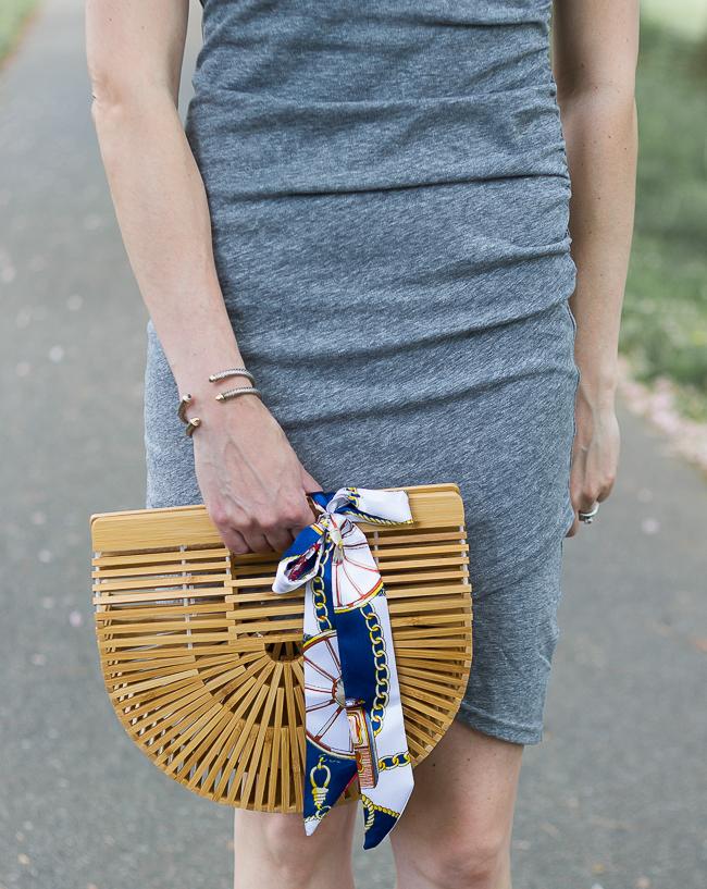 Bamboo Handbag #handbag