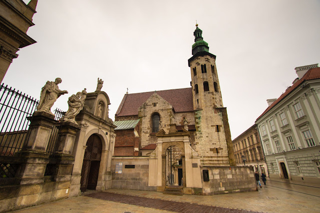 Chiesa di Sant'Andrea-Cracovia