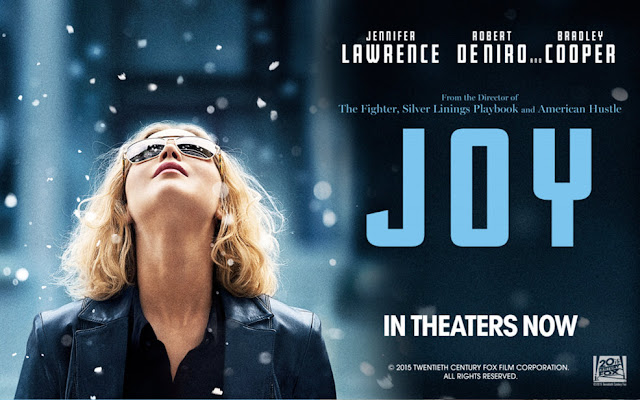 CINE ΣΕΡΡΕΣ, Joy, Jennifer Lawrence, Robert De Niro, Bradley Cooper, David O. Russell,