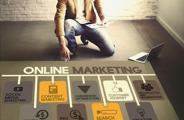 Pembahasan Terkait Pemasaran Online