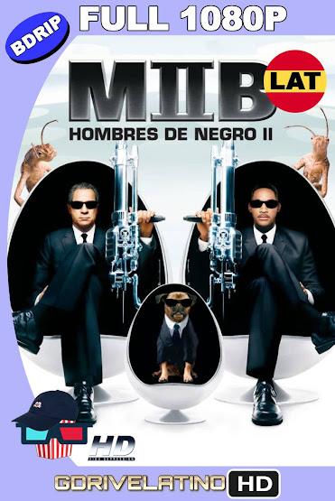Hombres de Negro 2 (2002) BDRip 1080p Latino-Ingles MKV