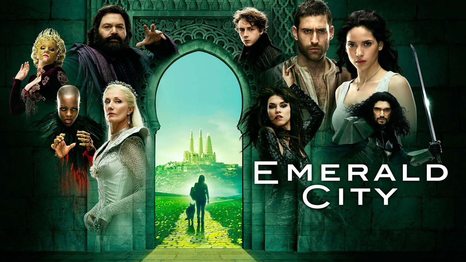Emerald City cartel promocional