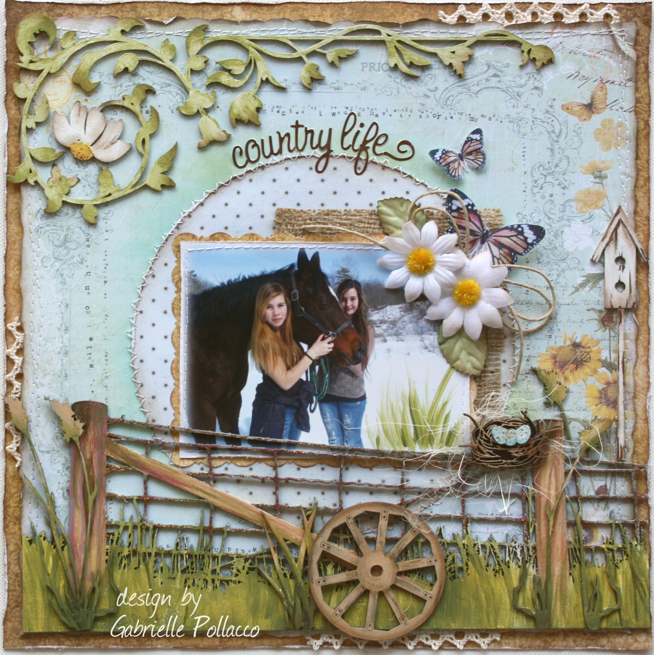 Country Life: Such A Pretty Mess: Country Life {With Dusty Attic}