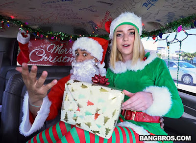 [BangBus] Maddie Winters (Xmas Special With A Sexy Elf )