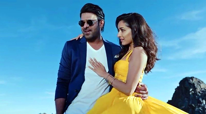 Prabhas & Shraddha Movie: Saaho (Gross Earning) Full Day One box office Collection