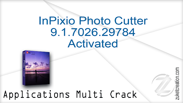InPixio Photo Cutter 9.1.7026.29784 Activated    |  150 MB
