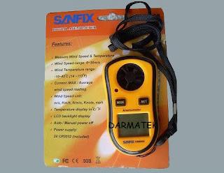 Jual Sanfix GM-8908 Anemometer