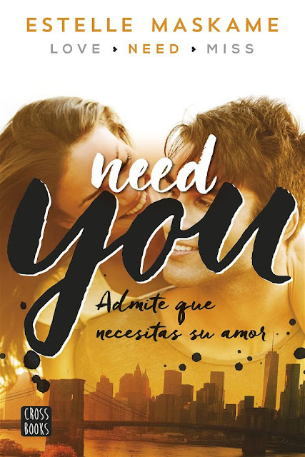 Need you | You #2 | Estelle Maskame
