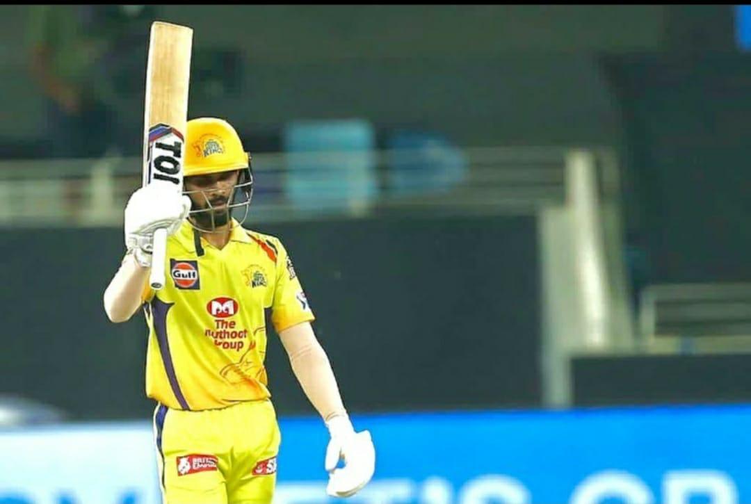 Rituraj Gaikwad photo In IPL