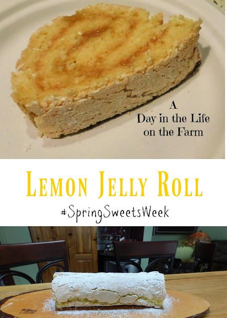 Lemon Jelly Roll