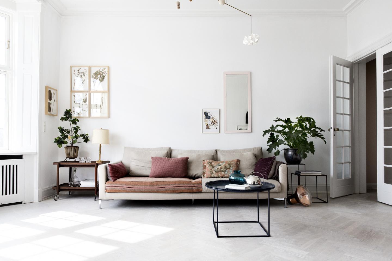 Apartamento En Copenhague By Spatial Code Revista Dolcevita