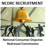 NCDRC LDC UDC MTS Recruitment
