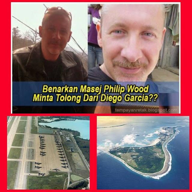 Amerika membina pengkalan rahsia Diego Garcia ada tahun 1971.Rahsia pengkalan tentera di Diego Garcia ni dah macam pengkalan Dajjal pulak.