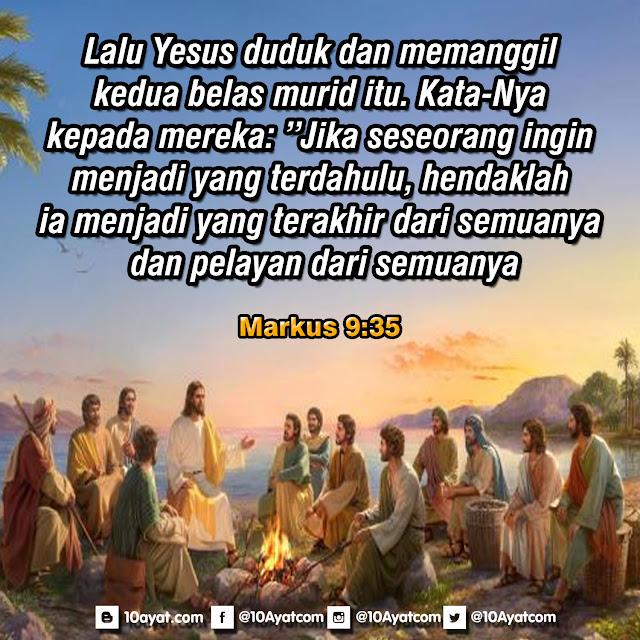 Markus 9:35