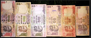 Counterfeit Currency Menace
