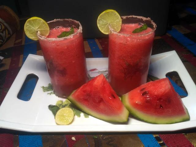Watermelon Juice. How can we make watermelon juice
