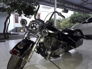 Dijual Harley davidson Roadking 2003 jomblo Harga murah meriah saja
