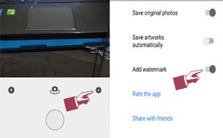 Cara Mudah Hapus Watermark Aplikasi Prisma