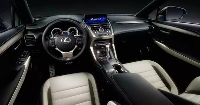 Lexus NX 2018 Release Date, Specs, Price