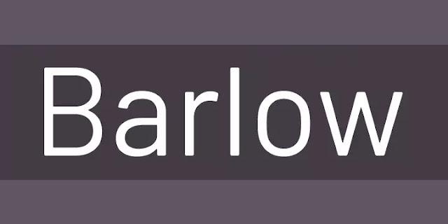 10. Barlow