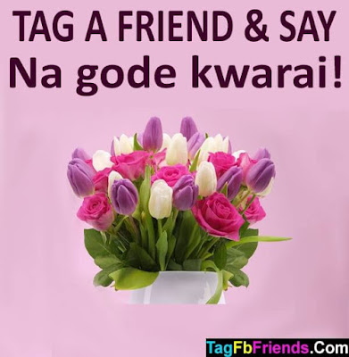 Thank you in Hausa language