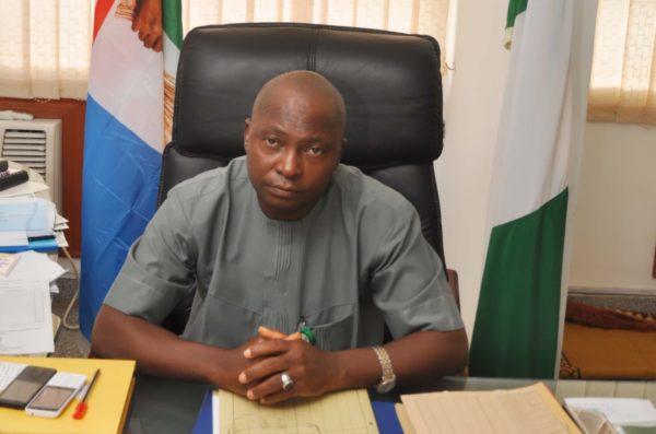 Inec Returning Officer Prof Mohammed Abdullahi Federal