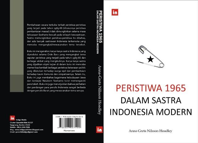 Peristiwa 1965 dalam Sastra Indonesia (Penerjemah Asep Rachmatullah)
