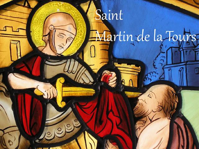 La charité selon Saint Martin