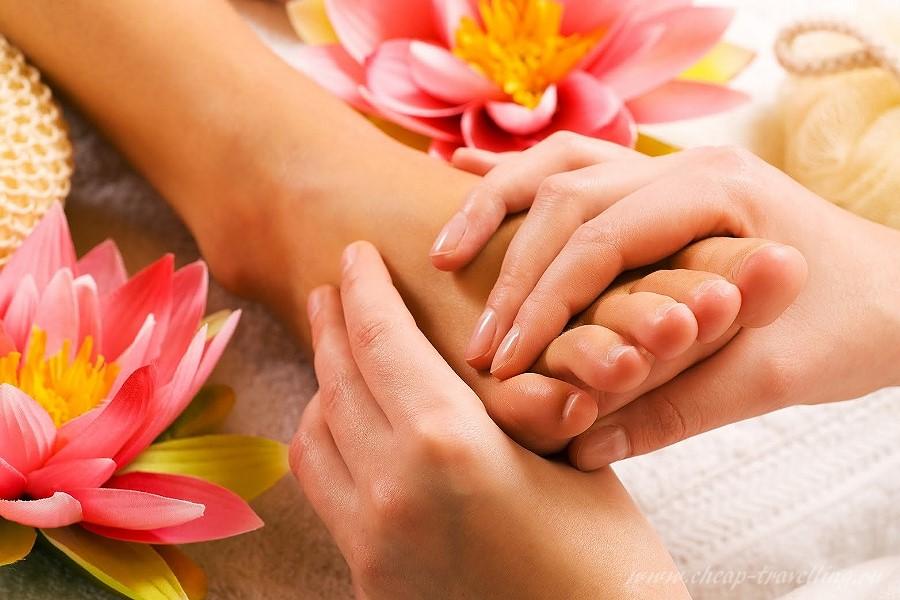 Фут массаж в Тае