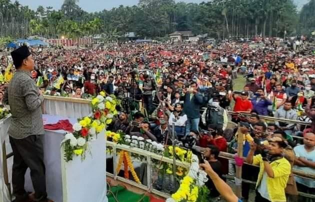 Gorkha Janmukti Morcha (GJM) supremo Bimal Gurung