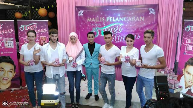 Sweet Aiman, Restoran Rebung Chef Ismail,
