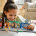 Mengasah Motorik Anak Lewat Merakit Mainan Lego City